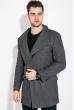 Пальто мужское кашемировое 186V001 серый