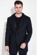 Пальто мужское кашемировое 186V001 чернильный