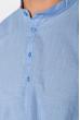 Рубашка 511F050 голубой