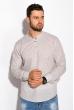Рубашка 511F050 светло-серый