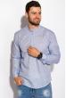 Рубашка 511F050 светло-синий