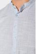 Рубашка 511F050 бледно-голубой