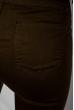Брюки женские Skinny 623F403 хаки