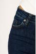 Джинсы женские 134P3228 темно-синий