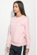 Джемпер женский теплый 205V001 светло-розовый