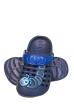 Кроксы 160P026 junior сине-голубой