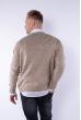 Пуловер 645F003 капучино