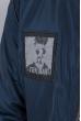 Куртка мужская легкая 616K002-1 темно-синий