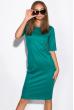 Платье 110P422-1 темно-лазурный