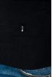 Гольф женский приятный к телу, с миниатюрным декором 280V001 антрацит