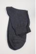 Носки мужские однотонные, темные №21P002 антрацит
