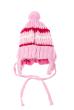Шапка детская (для девочки) яркий дизайн 65PG0014 junior розовый