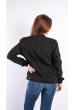 Куртка женская на молнии 622F702 графит