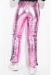 Костюм женский (Куртка, Штаны)  80PD1353 розовый металик