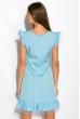 Платье 103P002 голубой
