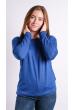 Батник женский 620f007 темно-синий