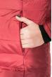 Куртка женская удлиненная 80PD1211 бордо