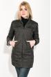 Куртка женская удлиненная 80PD1211 черный