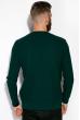 Джемпер 520F023 темно-зеленый