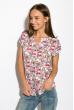 Блуза женская 118P047 молочно-розовый