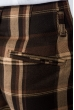 Шорты женские осенний тренд 64PD88 коричнево-песочный