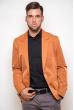 Пиджак 2402 темно-оранжевый