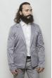 Пиджак 2402 стальной