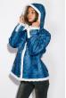 Куртка женская 127P001-2 синий