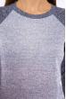 Свитшот женский 120P491 реглан серый