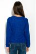 Свитшот женский 120P491 реглан синий