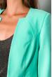 Пиджак женский приталенный 150P020 мятный