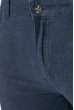 Брюки классические мужские  703K002 темно-синий