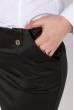 Юбка женская 64PD78 черный