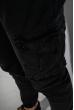 Брюки карго 211P3005 темно-серый