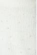 Юбка вязаная с бусинками 131V001 молочный