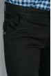 Брюки мужские черные 578K001-2 черный