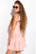 Легкое летнее платье 103P003 розовый