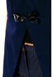 Жилет женский, классический 64PD253 синий