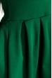 Платье 110P362 зеленый
