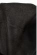 Брюки спортивные с карманами, на резинке 70PD5017-1 черный