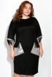 Платье 120PLL8569 черный