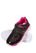 Кроссовки 11P3307-2 junior черно-розовый