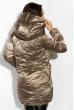 Куртка женская 120PSKL6170 бежево-зеленый