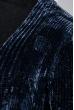 Кардиган женский мягкий и приятный материал 219V002 чернильный