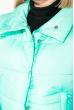 Куртка женская демисезонная с карманами 80PD1213 ментол