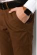 Брюки прямые 120PCI5765 коричневый