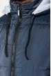 Жилет мужской на молнии 70PD5009-1 синий