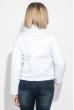 Куртка женская однотонная 72PD153-1 белый