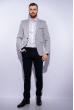 Пиджак 32P110-2 черно-белый