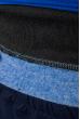 Толстовка мужская с капюшоном, с надписью 70PD5002 электрик